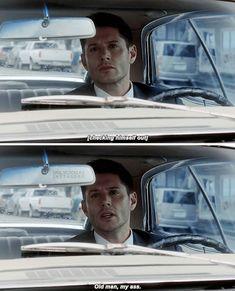 When Jack actually hit a nerve Supernatural Jensen, Supernatural Seasons, Jared Padalecki, Misha Collins, Destiel, Jensen Ackles, Winchester Boys, Prince, Geek Culture