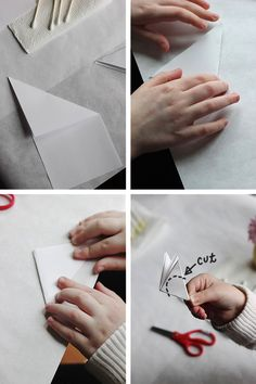 hold to fold paper daffodils * narcis Flowers For You, Bunch Of Flowers, Love Flowers, Paper Flowers Diy, Flower Crafts, Diy Paper, Happy Spring, How To Make Paper, Daffodils