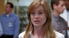 Discover & share this Meredith Grey GIF with everyone you know. GIPHY is how you search, share, discover, and create GIFs. Greys Anatomy Season 1, Meredith Grey, Tumblr, Aesthetic Pictures, Grey's Anatomy, Seasons, Hair, Hard Days, Night