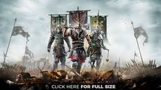For Honor 2016 Game