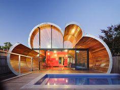 Außergewöhnliche Architektur: Das Cloud House