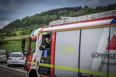 Feuerwehr Göppingen - Rettungsgasse