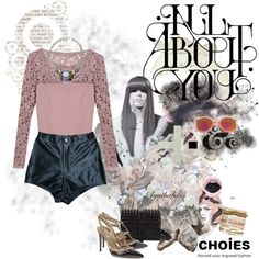"""""""All About You"""" by agathalizz on Polyvore"""