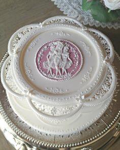 Donatella Semalo: Royal Icing -seriously? MERCY this is beautiful