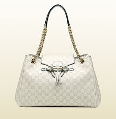 Gucci Emily Guccissima Leather Shoulder Bag on shopstyle.com