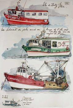 6 décembre 2013 - Une Bretagne par les Contours / Île de Batz