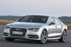 Audi reveals facelifted A7 and S7 in Europe [w/videos] - Autoblog - Audi is one of the few brands that can redesign a grill and headlights and yet still seem unchanged. The car is still a favorite.