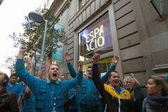 SOMOS sindicalistas: La huelga de técnicos de Telefónica continúa pese ...