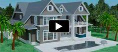 3D Exteriors - Wayne Windham Architect