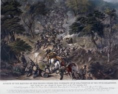 Attack on the Highlanders, Kroomie Forest, Cape Frontier War, 8 September 1851 Fort Beaufort, Xhosa, Highlanders, Lest We Forget, Red Army, Conflict Resolution, British Colonial, Online Collections, Military History