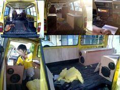 85 Toyota Hiace Camper Van rebuild A to Z - YouTube