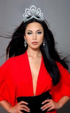 Miss Universo 2007 de Japón ..Riyo Mori, 20 años
