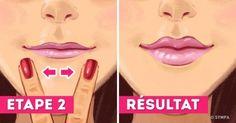 Pin on Beauty Tips Beauty Bar, My Beauty, Health And Beauty, Beauty Hacks, Beauty Tips, Face Yoga Exercises, Facial Yoga, Face Massage, Eye Shapes