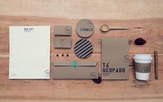 Unique Branding Design, Don Key @kaochris  #Branding #Design (http://www.pinterest.com/aldenchong/)