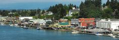La Conner, WA, a great place to visit.