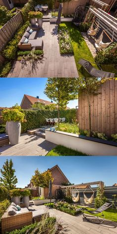 Garden Design Layout - New ideas Dream Garden, Home And Garden, Child Friendly Garden, Jardin Decor, Patio Grande, Garden Inspiration, Backyard Landscaping, Outdoor Gardens, Indoor Outdoor