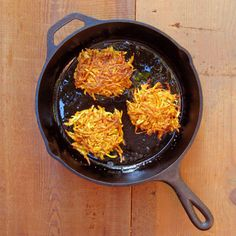 Fritter or Latke- These Yams Are Sweet Potatoes - SippitySup