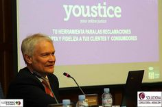 Zbyněk Loebl en el Congreso Nacional de Mediacion Santander