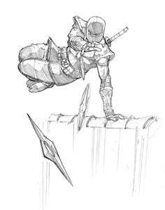Tiny Ninja 2 by Max-Dunbar.deviantart.com on @DeviantArt
