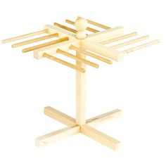 Beechwood Pasta Drying Rack, 14 1/2 Inch