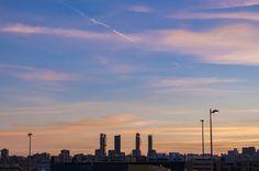 📷 @jlajaus 2017. Madrid norte. Las cuatro torres