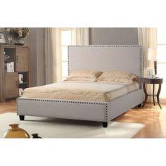 Teagan Upholstered Platform Bed
