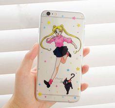 Sailor Moon iPhone 6 Case sehr dünn und leicht Weiche Hülle  ❤