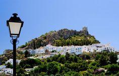 Zahara de la Sierra, Cadix - Andalousie (Espagne)