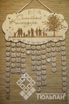 Family Birthday DIY Boards for Couples - Best Ideas for Better Living - Family Calendar, Diy Calendar, Family Birthday Board, Birthday Diy, Diy Projects To Try, Craft Projects, Birthday Charts, Birthday Calendar, Diy Birthday Decorations