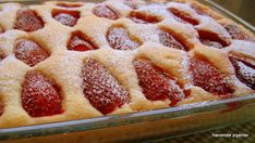 fresh fruit cake Source by demethizer Fresh Fruit Cake, Plum Cake, Pudding Cake, Iftar, Turkish Recipes, Summer Desserts, Desert Recipes, Chocolate Cake, Cupcake Cakes