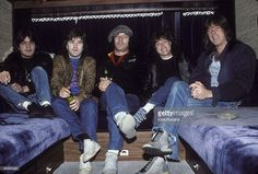 Rock And Roll Bands, Rock N Roll, Cliff Williams, Malcolm Young, Ac Dc Rock, Bon Scott, Brian Johnson, Angus Young, Young Family