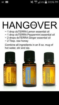 Hangover helper More