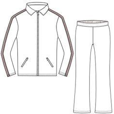 Modelos de ropa patrones para todas las tendencias Conjunto 611 DAMA Conjuntos