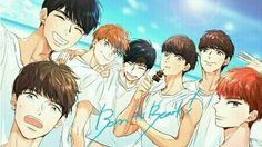 Fanart Btob Btob, Fanart, Anime, Drawings, Anime Shows, Fan Art