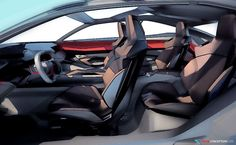 Peugeot Reveals New Hybrid SUV Concept