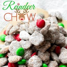 Who wishes they had some Reindeer Chow right now?!?  ME! (Darn sweet tooth).... Anywho guess who might be adding some holiday dark chocolates to their Christmas Crates?  That's right  you won't want to miss all of the holiday delights we are adding to our crates this season  No joke we have just a few crates left before were sold out for August! Tap the link to order yours today