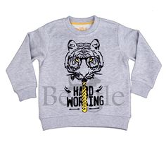 Beagle sweatshirt for boys