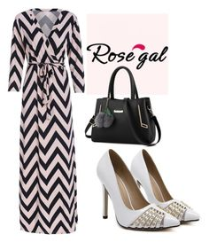 """""""Love"""" by ahmetovic-mirzeta ❤ liked on Polyvore featuring maxidress and rosegal"""