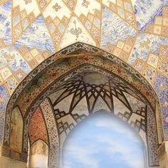 Sky Fall! Kashan, Iran!