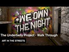 underbelly project art in the street