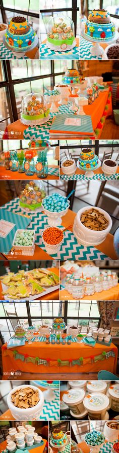 Remi turned 4 and we were there to capture the memories so his parents  could focus on having fun with their family and friends. This party was  ah-mazing. From the yummy food selection to the attention to detail with  the decor... Lauri definitely knows how to throw a party! This Puppy Dog  themed 4th birthday was enjoyed by all, especially the sweet birthday boy.  Check it out:
