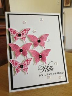 Hello!!!  by Heather Beck - Cards and Paper Crafts at Splitcoaststampers