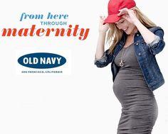 Old Navy Maternity Agency: Expecting Models #maternitystyle #Fashion #Pregnantmodel #REALBUMP!!