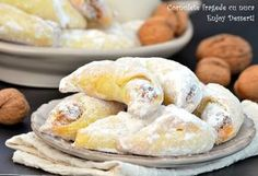 Search Results Pasca Romanian Desserts, Romanian Food, Romanian Recipes, Sweets Recipes, Healthy Recipes, Something Sweet, Bakery, Food And Drink, Martha Stewart