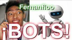 Si quieres verlo desde SEOArtículo http://www.seoarticulo.com/2014/09/los-bots-de-fernanfloo.html  Si quieres verlo desde Youtube http://youtu.be/U15UBe4FAeM