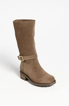 La Canadienne 'Chance' Waterproof Boot at Nordstrom.com. Rich, oiled Italian suede accentuates the rugged charm of a Western-inspired boot crafted with a waterproof finish for all-weather versatility.