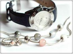 Pandora Story, Pandora Essence, Pandora Jewelry, Bracelet Watch, Jewelry Design, Jewellery, Watches, My Style, Inspiration