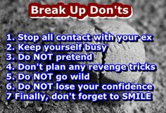 13 Best Break Ups Images On Pinterest Breaking Up Breakup And