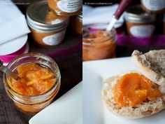 Persimmon Clementine Marmalade