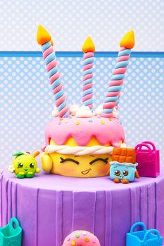 Esta fiesta de cumpleaños